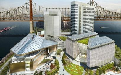 纽约的创新实验:康奈尔科技园