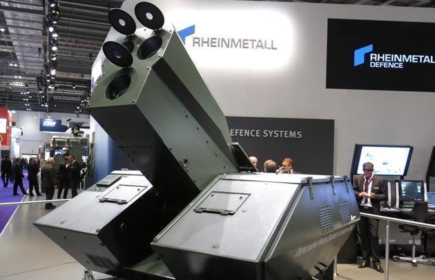 德国莱茵金属公司:德国最大的军工集团