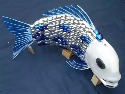 智能仿生机器鱼:帮你看懂水世界